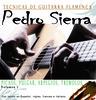 tecnicas de la guitarra de PEDRO SIERRA (tablaturas gratis)