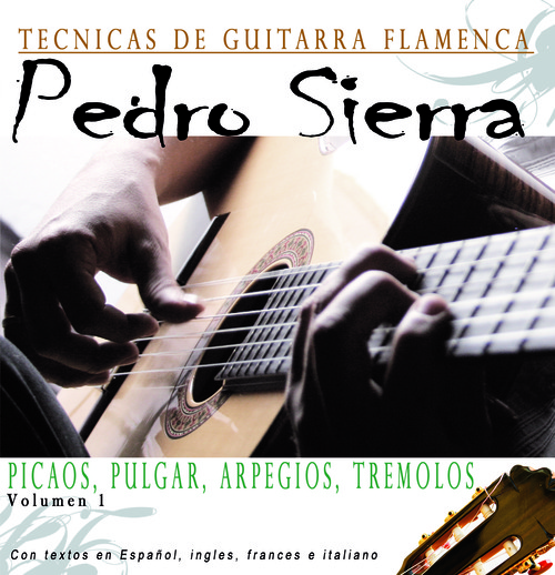 Product picture tecnicas de la guitarra de PEDRO SIERRA (tablaturas gratis)
